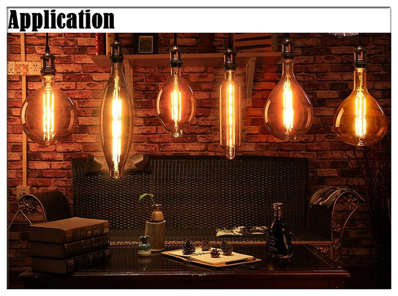 China plastic A60 LED bulbs application