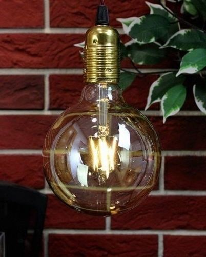 Vintage LED globe filament bulbs in China - Innolite