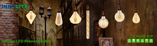 Filament LED lamps manufacturer china