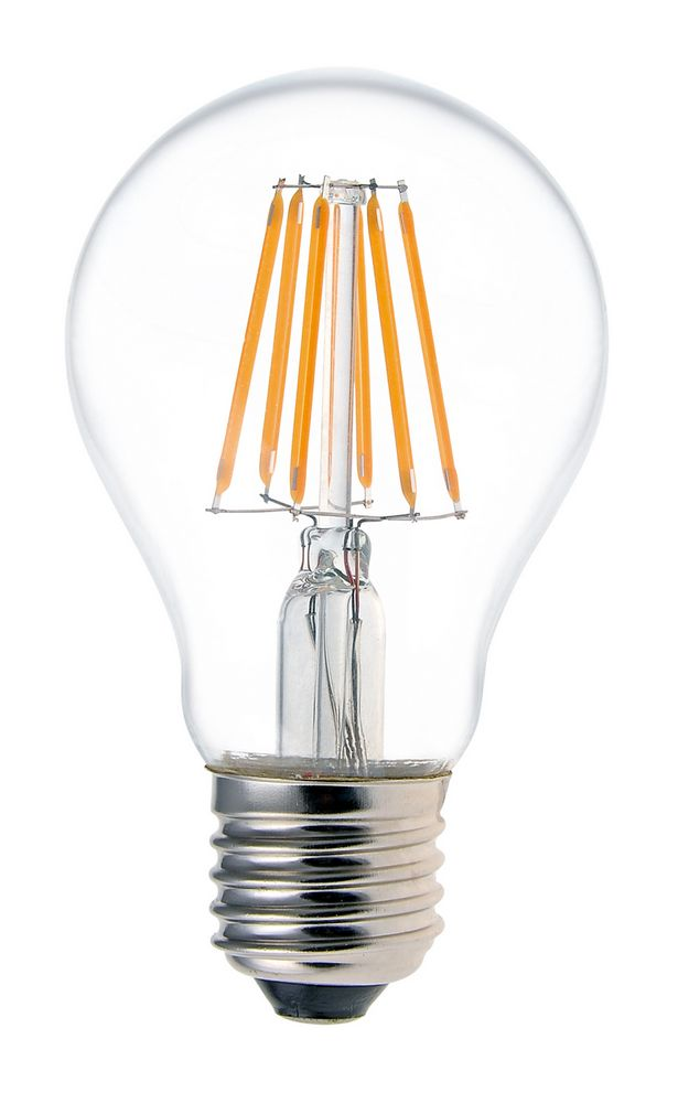 Standard A60 LED Filament bulbs from Innolite
