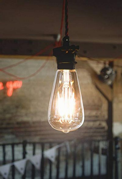Teardrop ST64 LED Filament bulbs from Innolite