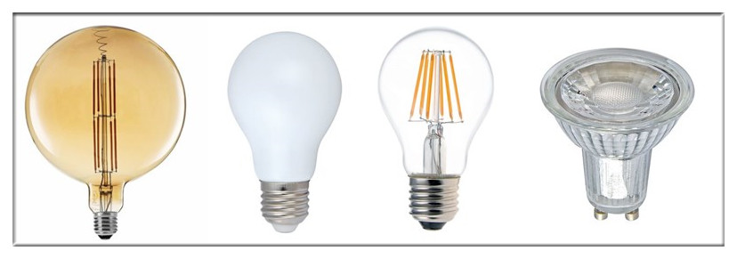 china LED light bulbs and LED Spotlight manufacturer