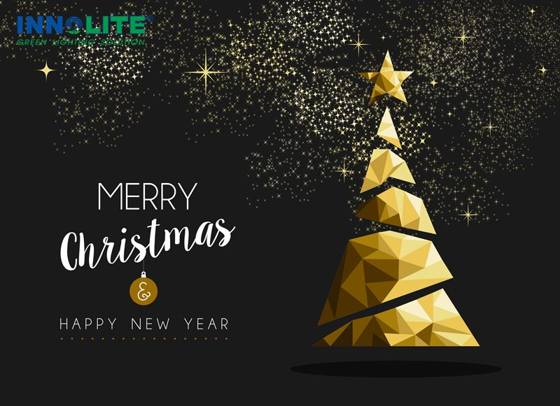 Innotech wish you merry christmas and happy new year