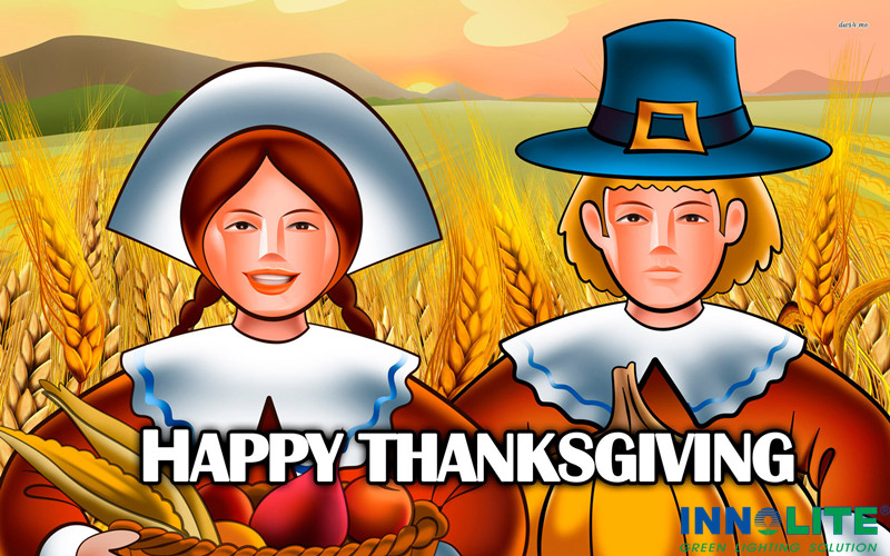 Innotech wish you a happy thanksgiving day