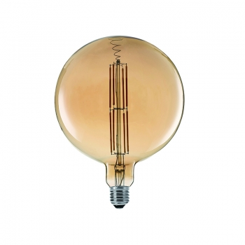 12W Vintage G200 LED Filament bulbs