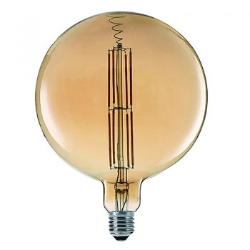 16W G300 vertical filament oversized LED filament bulbs