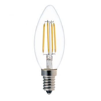 Ampoules LED à filament bougie C32 4W