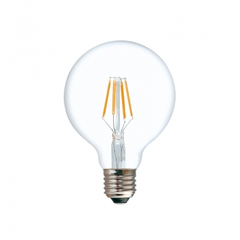 Dimmable 4W G80 Screw E27 LED Filament Light Bulb