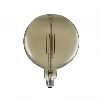 Edison LED filament globe bulbs G160