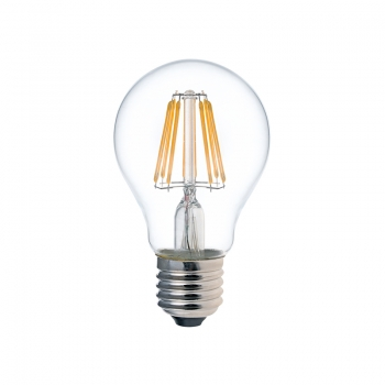 Exact retrofit LED Filament light Bulbs GLS A19 A60 8W