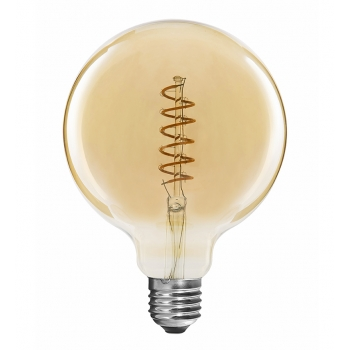 Flexible LED Globe ampoules à fil G125 4W