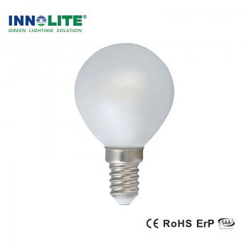 Full Glass LED bulbs Golf ball G45 P45