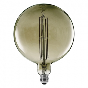 G300 Amber dimmbale giant LED Globe light Bulbs 8W
