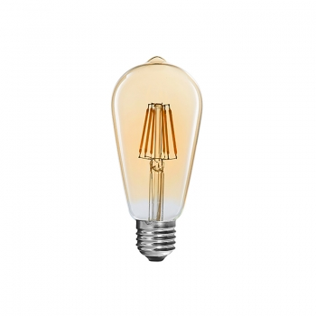 ST58 vintage LED ampoules à filament dimmable