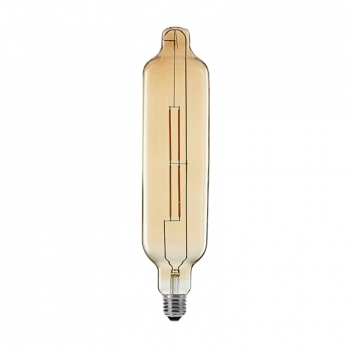 T75 LED tubular lamps dimmable 4W