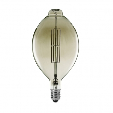 Bombilla de filamento decorativa Edison LED BT180
