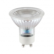 China Dichroic COB GU10 LED Spotlights 3W factory