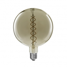 Flexible DS filament LED bulbs G260 6W