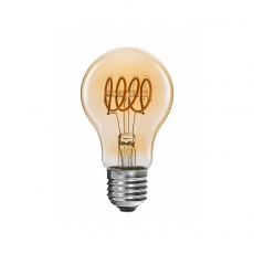 Flexible LED Filament bulbs GLS A19 FLEX 4W