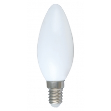 China Full Glass LED Candle Light Bulbs C35 4W factory