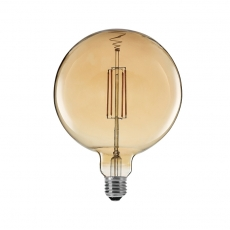 G160 4W Dimmable large LED globe bulbs