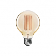G95 6W Vintage LED Filament bulbs