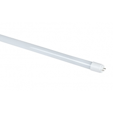 Glass T8 LED Tube Lights 4ft 18W with 330 degree beam angle