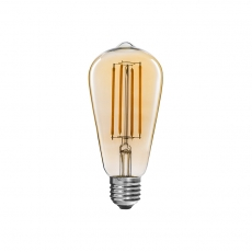 China LED Classic Edsion Vintage Bulb ST64 6W factory