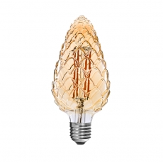 Pine Cone nostalgic LED bulbs for home