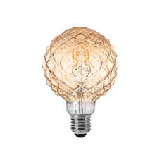 Pineapple Antique Edison Filament LED bulb 4W
