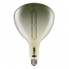 Retro reflector LED filament bulbs R280 16W