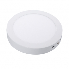 Round surface LED Panel downlights 18W
