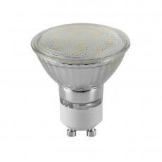 China SMD GU10 LED Spotlights Glass 5W factory