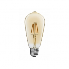 ST58 4W LED Edison filament bulbs
