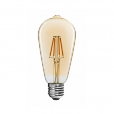 China Vintage Edison ST64 4W LED bulb factory