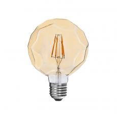 China Vintage LED filament bulbs Football 4W factory