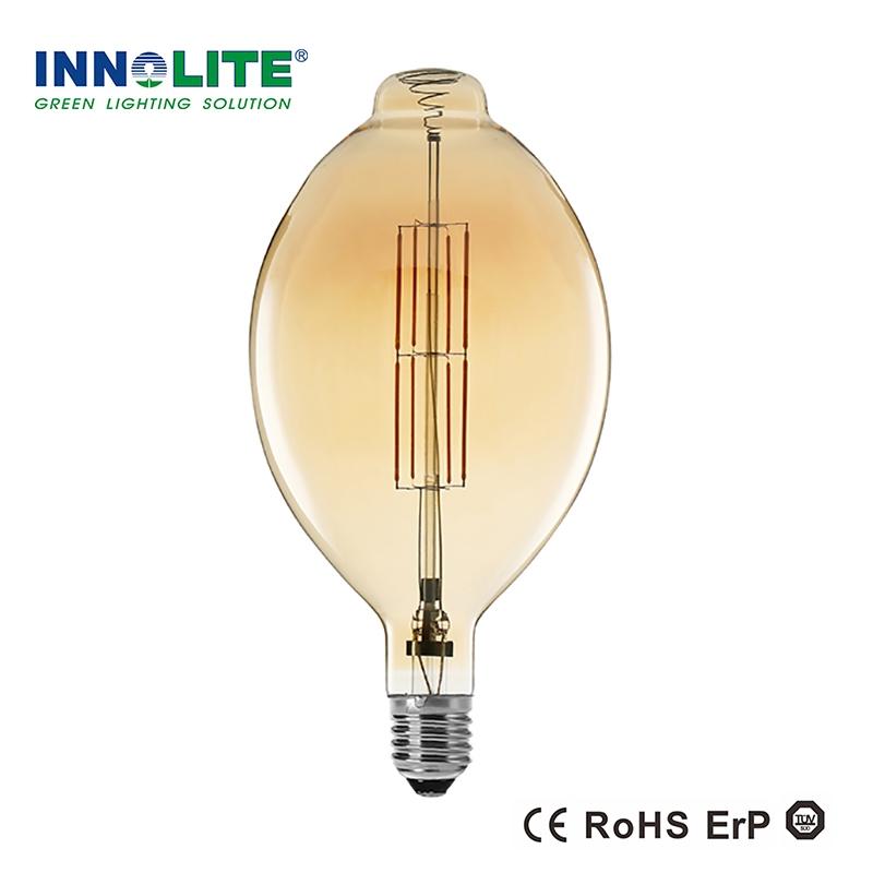 Antique Giant Led Filament Bulbs Bt180 Soft White Led
