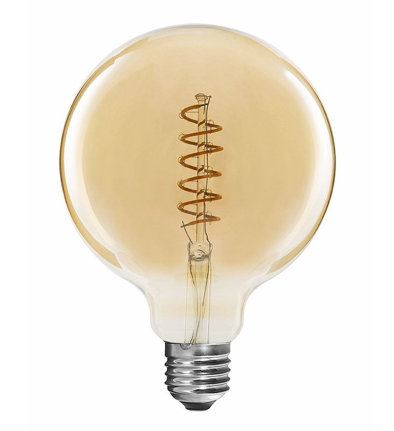 Globe String Lights China : China Flexible LED Filament bulbs Globe G125, dimmable flexible filament LED Globe bulbs - LED ...