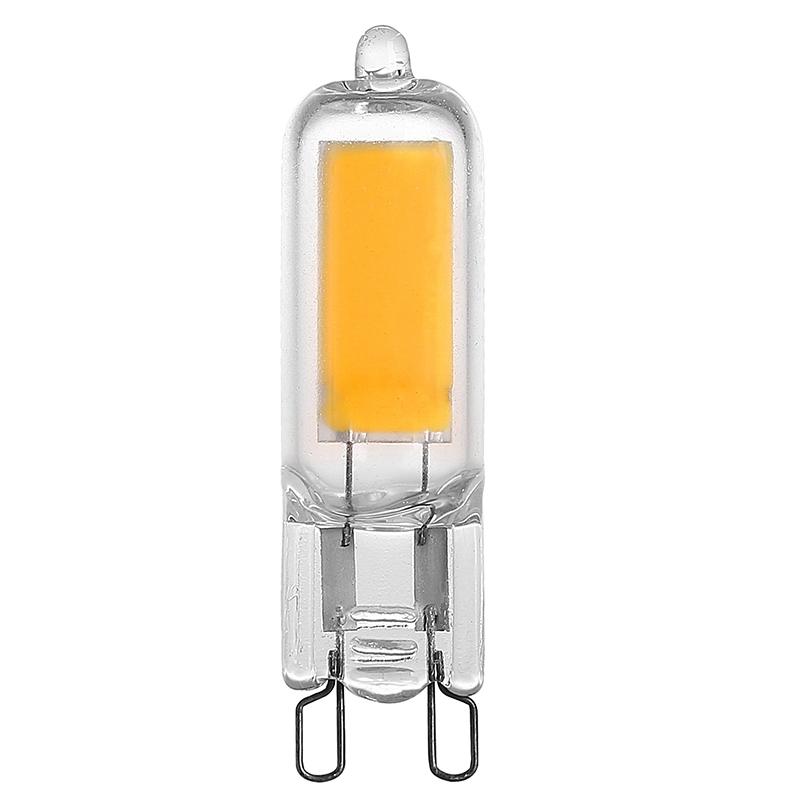 Porcellana lampadine della pannocchia a 360 gradi g9 led for Lampadine g9 led