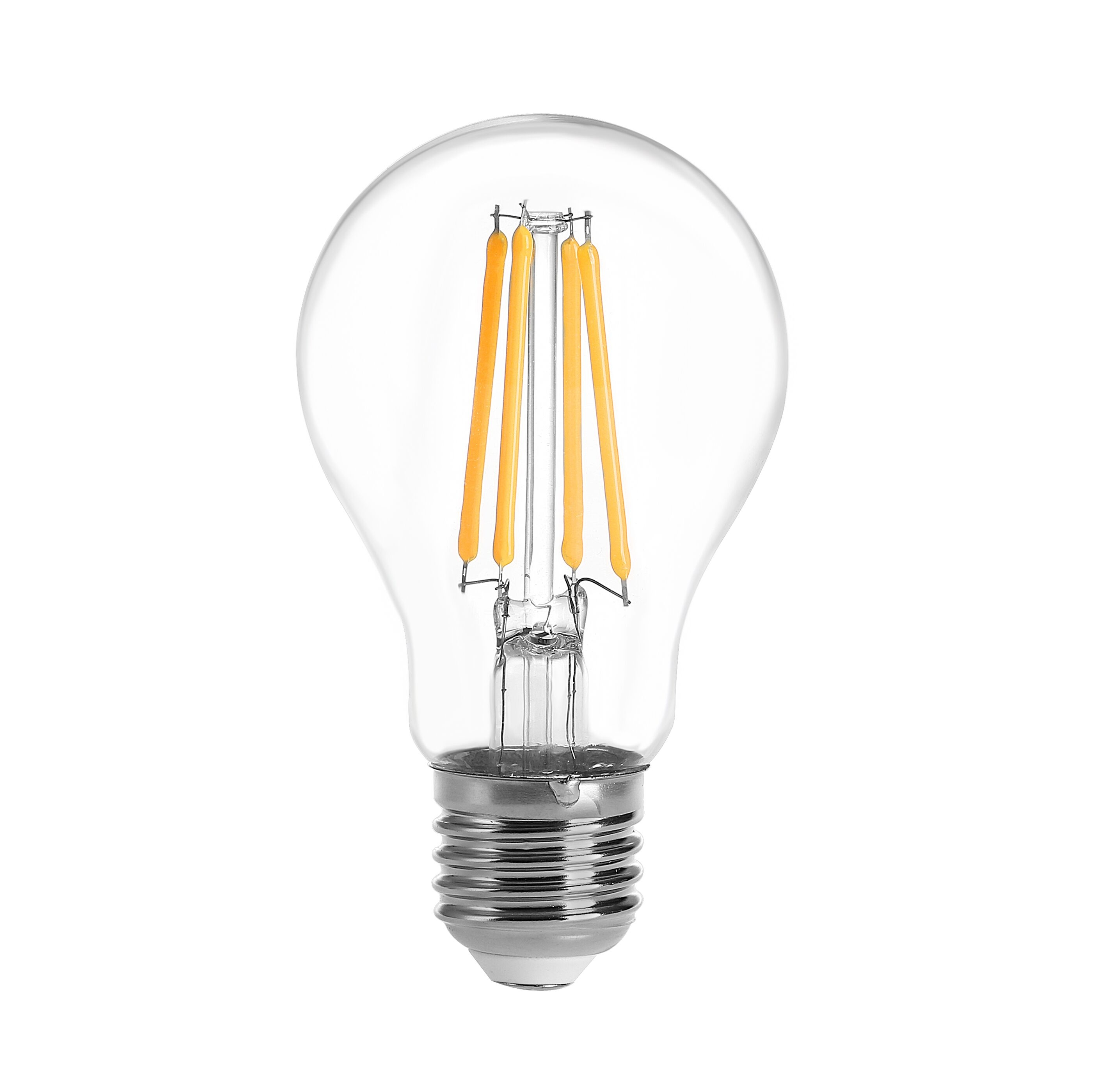 LED gloeilamp GLS A19 A60 gemaakt in China, Filament LED lamp ...