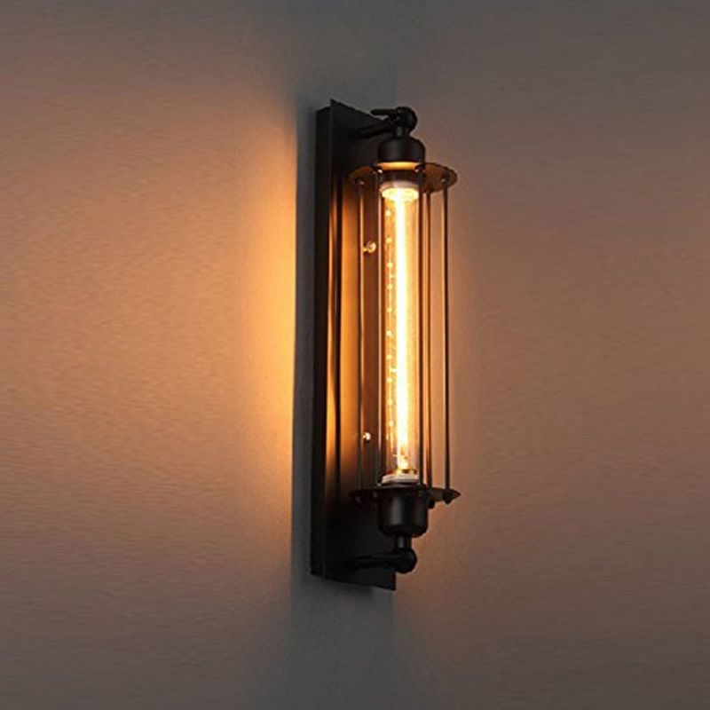 Items Similar To Wall Sconce Lighting: Vintage Filament LED Tube Bulbs 4W, T30 LED Bulb Dimmable